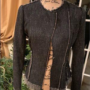 Rebecca Taylor jacket.